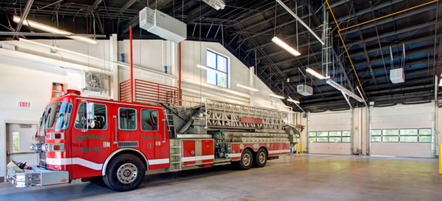 Fire Department - Roebuck and Simpsonville, SC