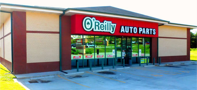 O'Reilly Auto Parts - Chesnee, Inman & Simpsonville, SC